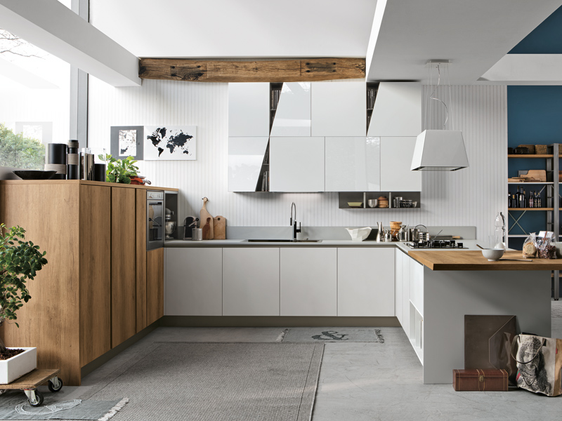 Infinity stosa cucine moderne cesano maderno stosa cucine cesano maderno di ronchi srl - Cucine cesano maderno ...